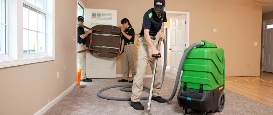 Hurricane, WV residential restoration cleaning
